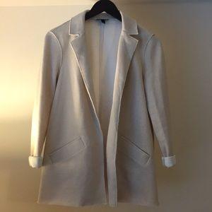 NWOT Topshop Boyfriend Jersey Jacket (Spring '18)